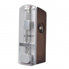 DEDO PA-69 Piano Accessories Mini Metal Mechanical Metronome - Light Brown