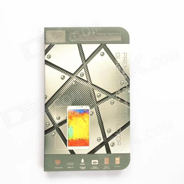 POPLAR PL-M7 0.3mm Protective Tempered Glass Guard for HTC One M7