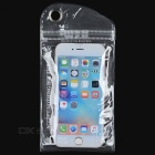 Universal Waterproof Bag Case Cover Dry Bag - Translucent (3PCS)