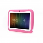 "iRulu AK714 7"" Android 4.0 Kid's Tablet PC w/ 512MB RAM, 8GB ROM, Dual-Cam - Pink"
