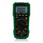 MASTECH MS8250A Handheld Smart Digital Multimeter w/ Auto Range / AC Voltage Detection (1 x 6F22)