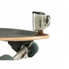 Skating / Surfing Board Mount Fixed Socket for GoPro - Silver