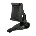 Sun Visor Bracket Car Mount Holder - Black