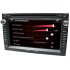 "LsqSTAR 7"" Touch Screen 2-DIN Car DVD Player w/ GPS, AM,FM,RDS,6CDC,AUX for Vw crossfox / espacefox"