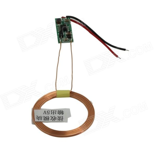 TENYING DIY Wireless Charging Receiver / Wireless Charging Module (DC 5V) tenying magnetic suspension dedicated wireless power receiver solution module power connector