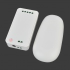 RGBW Wireless RF 2.4G 6A 4-CH Touch Panel Remote Controller for LED Bulb (DC 12~24V)
