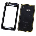 Redpepper Case Ultra-Thin Snowproof Shockproof Dirtproof Protective Case for HTC One - Black