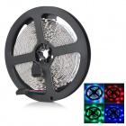 ZDM 48W 600lm 300-3528 SMD LED RGB Light Strip - White (DC 12V / 5m)