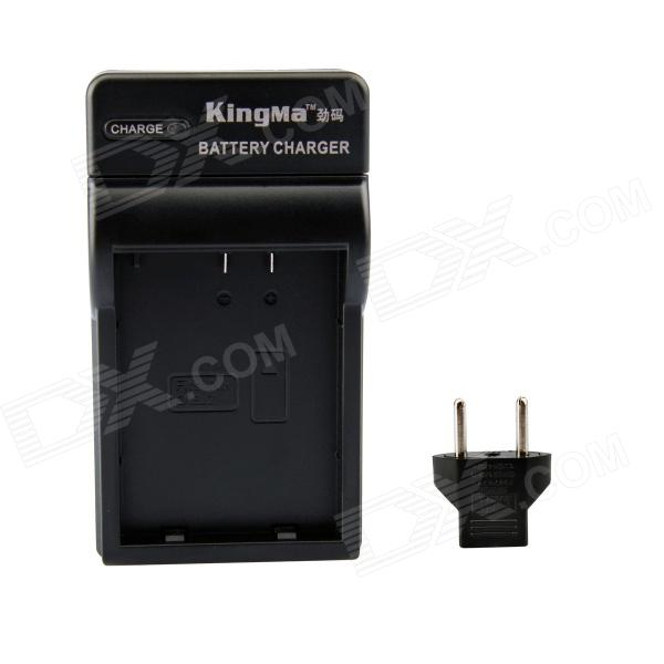 Kingma EN-EL21 Battery Charger Kit for Nikon EN-EL21 / Nikon 1 V2  1V1 - Black (US Plugss)