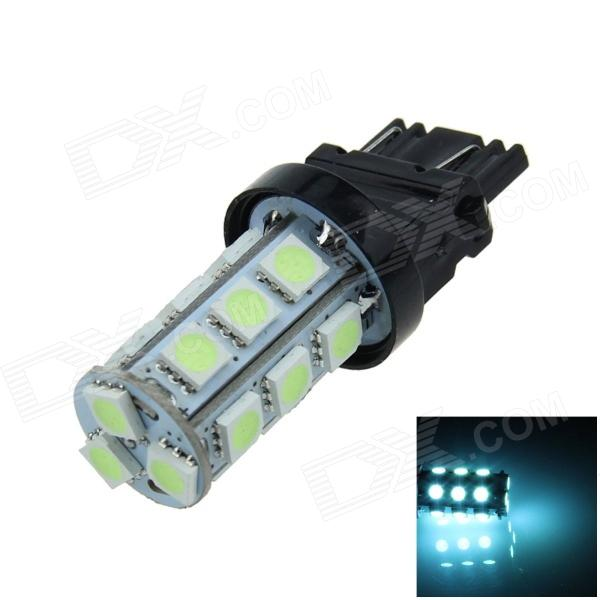 3157 / 3156 3W 300lm 18-SMD 5050 LED Ice Blue Light Car Steering / Brake / Tail Lamp (12V)