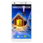 "ONN TT 4.5"" Capacitive Screen Dual-Core Android 4.2 WCDMA Bar Phone w/ Wi-Fi, GPS - White"
