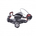 YP-3902 Cree XP-E Q5 250lm 3-Mode White Headlamp - Black (3 x AAA)