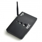 DITTER U29 Dual Core Android 4.2 Google TV HD Player med 1GB RAM, 8GB ROM, XBMC, Wi-Fi - svart