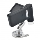 "UM039 HD 5.0MP Digital Microscope 3.0"" LCD w / porte - noir"