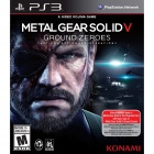 PS3 Metal Gear Solid V: Ground Zeroes Video Game - PlayStation 3