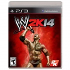 PS3 WWE 2K14 Video Game - Playstation 3