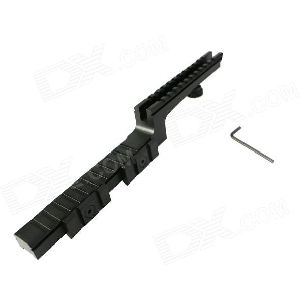 Aluminum Alloy Tactical 15C Gun Rail for M4 - Black