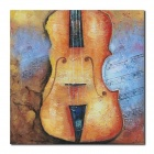 Iarts DX0415-14 The Joy Of Guitar Hand Painted Oil Painting