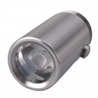 SingFire SF-345 LED 180lm 3-Mode White Stainless Steel Flashlight - Silver (1 x 18650)