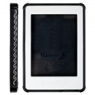 Redpepper Professional Bamboo Style Waterproof Shockproof Case for Amazon Kindle Paperwhite - Black