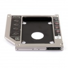 "FENVI 2.5"" SATA SATA HDD Caddy + 9,5 mm optinen asema Apple MacBook Pro - musta + hopea"