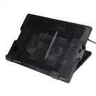 "N182 15.7"" 2-Fan Notebook Cooling Partner - Black"
