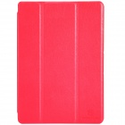 NILLKIN Protective Flip Open Case w/ Stand for Kindle Fire HDX 7 - Red