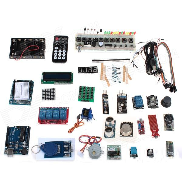 XD-10 DIY Smart Home Kit Interfaz inalámbrico Bluetooth Control + Ambiente de prueba para Arduino