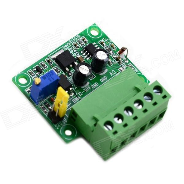 MaiTech PWM Turn 0~10V Digital to Analog Module - Green high frequency signal generator 100khz to 150mhz signal frequency