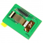 "MZTX06A 2.2"" IPS TFT LCD Display Module for Raspberry Pi - Silver"