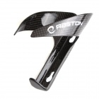 RASTON TST-BC308 Carbon Fiber Water Bottle Bracket Holder for Bicycle - Black