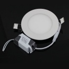 KINFIRE Circular 6W 420lm 3000K 30 x SMD 3528 LED Warm White Light Ceiling Lamp w/ Driver (85~265V)