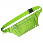 JBYD JA1002 Outdoor Sports Anti-theft Polyester Waist Bag - Green