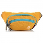 HASKY CY-084 Outdoor Sports Nylon Waist Bag - Yellow