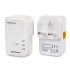 7HP120 200Mbps Mini Homeplug UK Plug AV Ethernet Adapter Kit - White