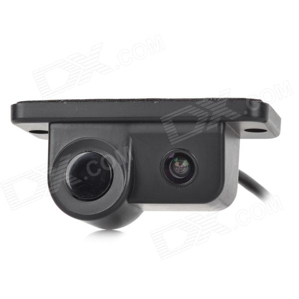 CR-976 2-in-1 Parking Radar / Rearview CMOS Camera Parking Assistant System - Black Fort Lauderdale Куплю товары