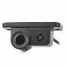 CR-976 2-in-1 Parking Radar / Rearview CMOS Camera Parking Assistant System - Black