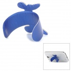 Creative Butterfly Shaped 360 Degree Rotary Mount Holder for IPHONE / IPAD - Deep Blue