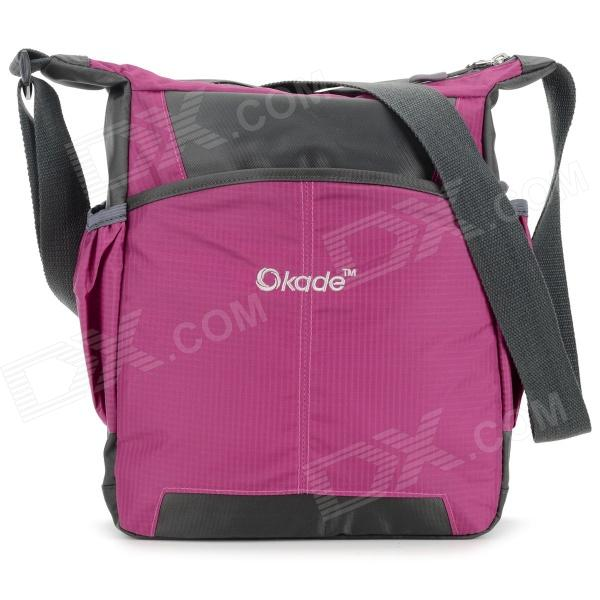 OKADE T24 Casual Nylon One-Shoulder Bag for 11.6
