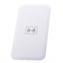 QI Wireless Charging Charger Pad for LG E960 + More - White