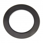 Aluminum Alloy Adapter Ring 72mm for Cokin Z Hitech Singh-Ray - Black