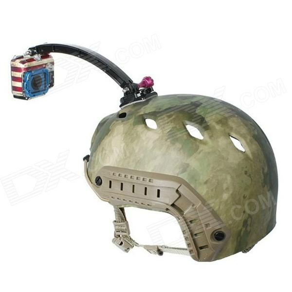 Extension Arm Helmet for Gopro Hero 3+ / 3 / 2 / 1