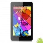 "7"" TFT LCD Dual-Core Android 4.2.2 Tablet PC w/ 4GB ROM / GPS / Wi-Fi / Bluetooth / FM"