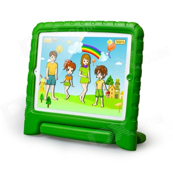 MOCREO FUNCASE Child Safe Kids friendly espuma protectora de espuma EVA Funda para iPad 2/3/4 - Verde