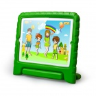 MOCREO FUNCASE Child Safe Kids Friendly Foam Protective EVA Foam Case for IPAD 2 / 3 / 4 - Green