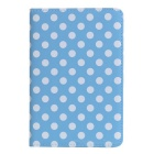 Kinston Round Dots Pattern Rotation PU Leather Case Cover Stand for RETINA IPAD MINI / IPAD MINI