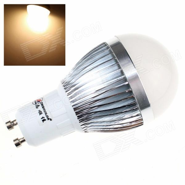 ZHISHUNJIA GU10 8W 680lm 3000K 16-SMD 5630 LED Warm White Light Bulb (AC 85~265V)