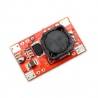 MaiTech 3A High-Current Lithium Battery Charging Module - Red