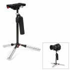 Professional Retractable Handheld Shooting Tripod Stabilizer Rig for DLSR / DV / Mobile Phone