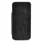 3800mAh Rechargeable Li-ion Battery Back Case w/ Cover for Samsung Galaxy S5 - Black